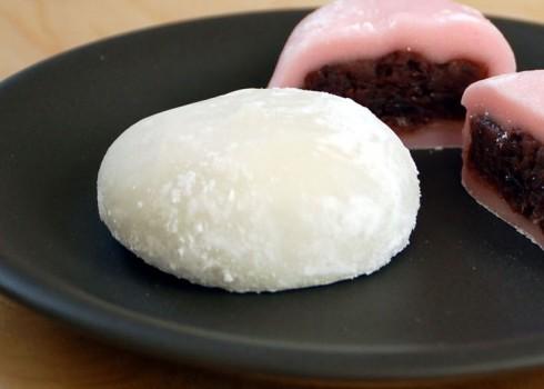 Dolce di riso giapponese daifuku