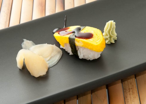 Sushi Nigiri Tamago - Nigiri con omlette